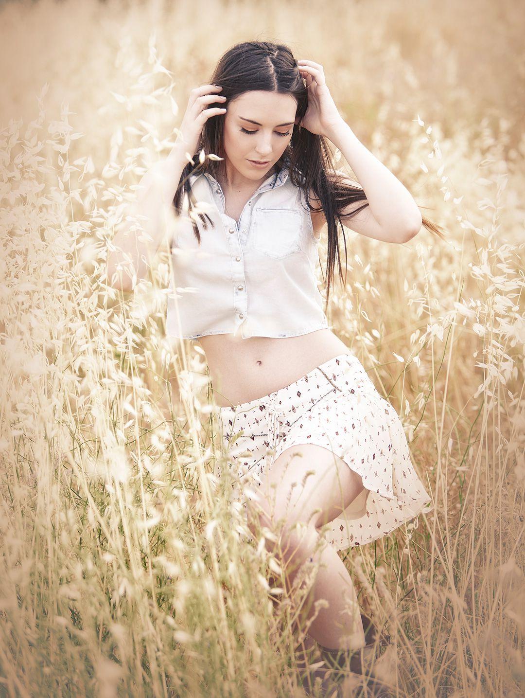 Book para modelos profesionales, ROMANTIC SESSION de Cristina