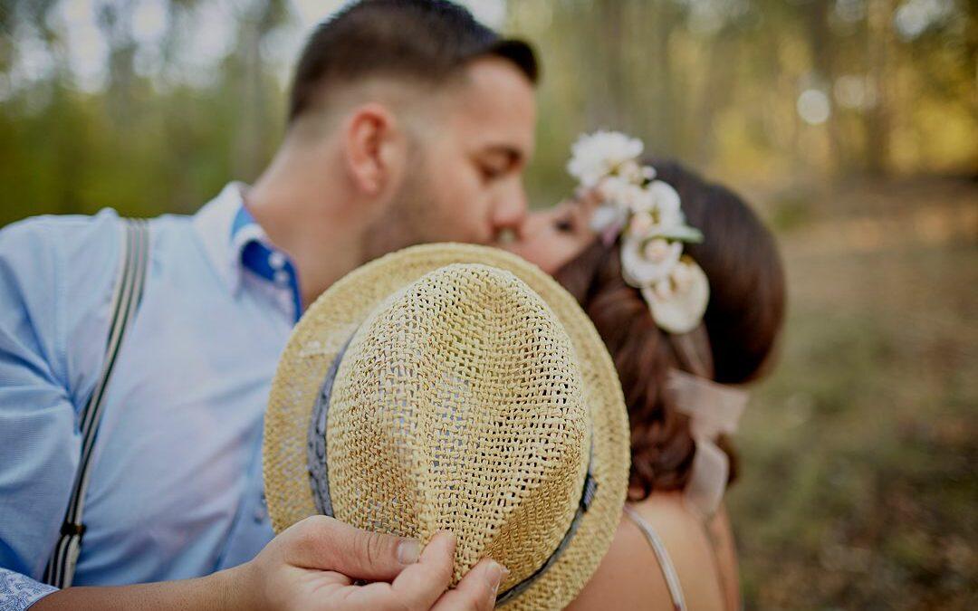 Preboda Ainhoa & Vlady, … el amor al natural