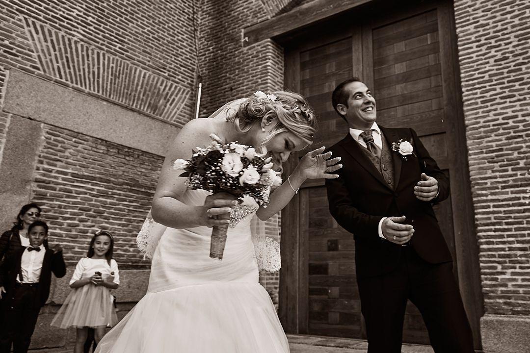 foto ramo novia diferente