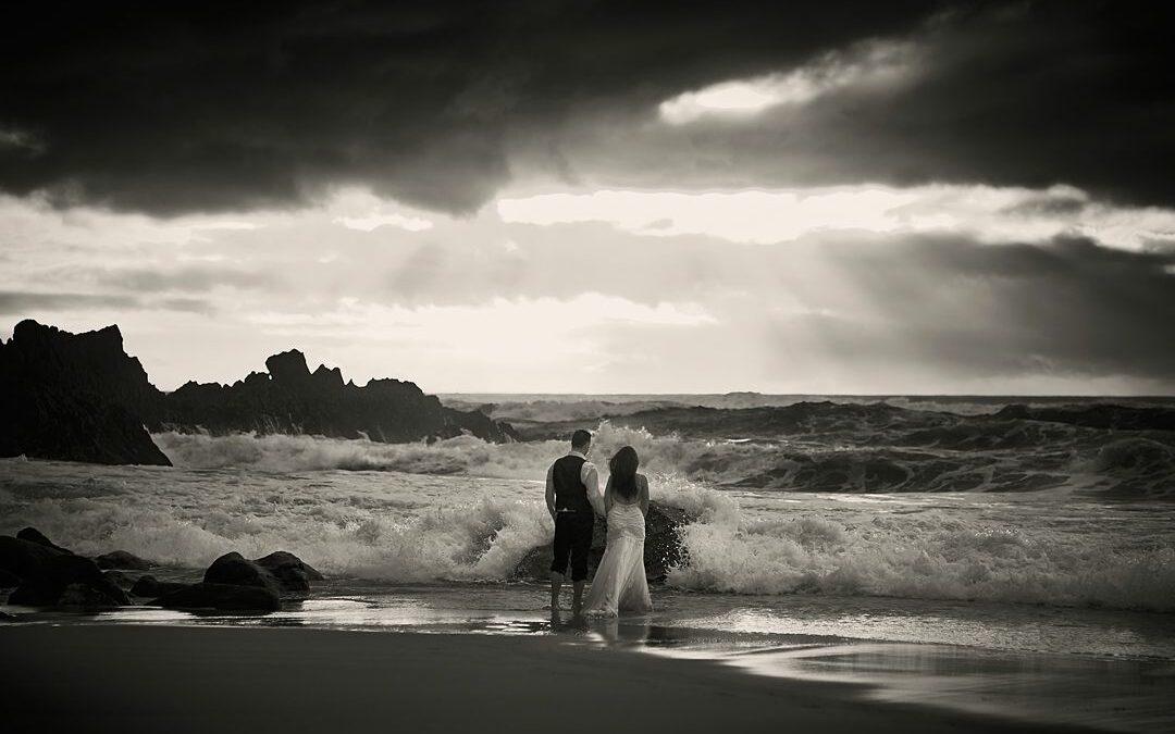 Fotos de boda románticas
