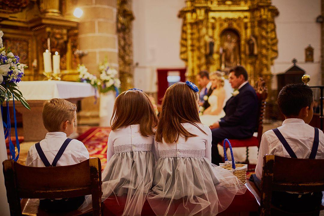 original niños bodas
