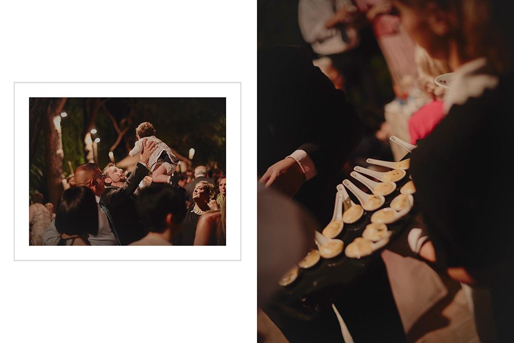 Reportajes de boda naturales
