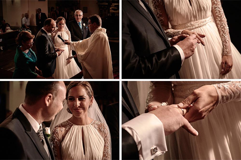 Fotos de boda en La Alquería