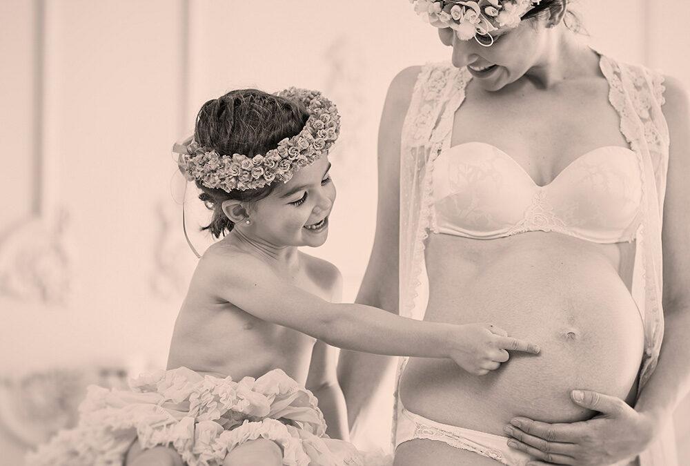 Fotos Estudio Embarazadas