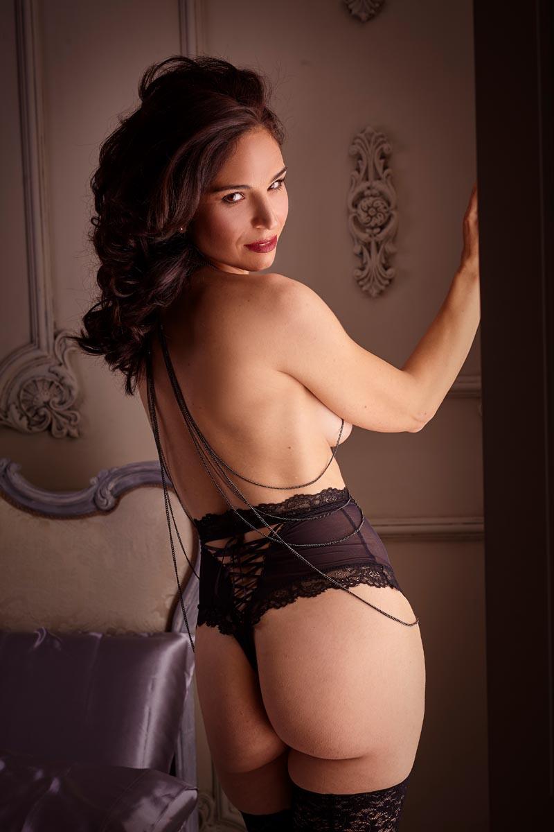 sensual book desnudo femenino estudio Madrid