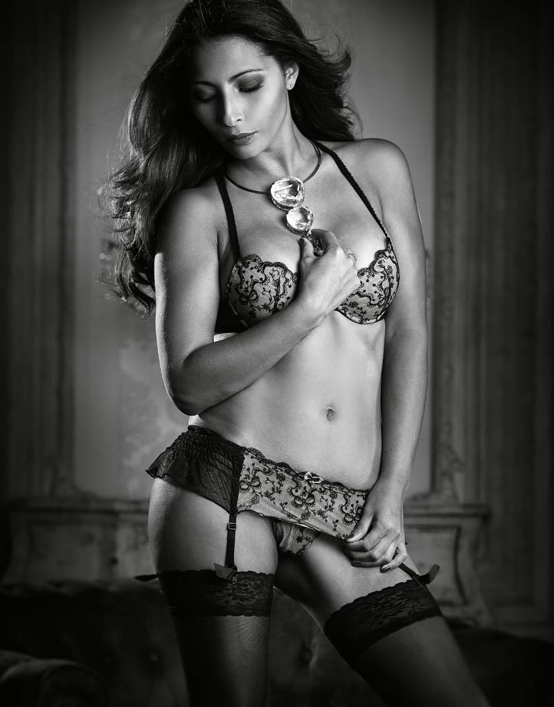 reportaje sensual boudoir regalo