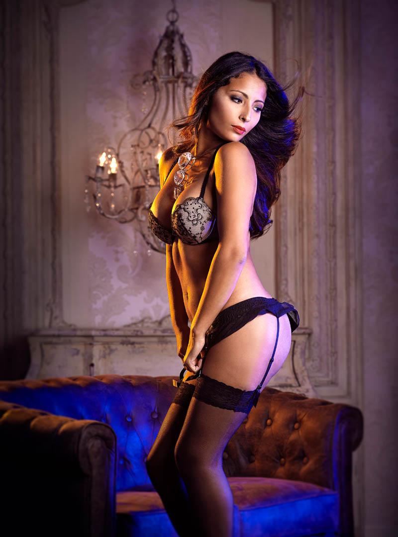 sensual boudoir madrid profesional