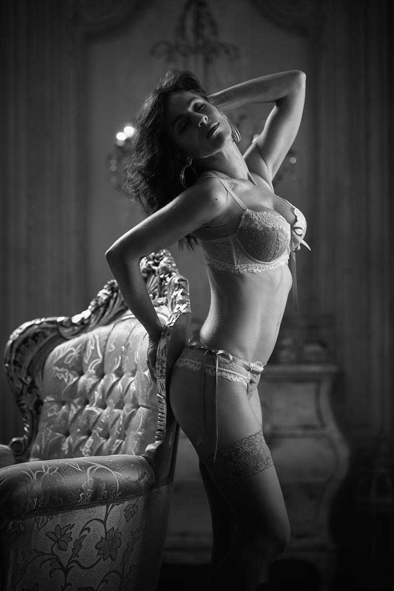 estudio boudoir profesional madrid