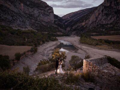Soraya & Javier, amor de alta montaña
