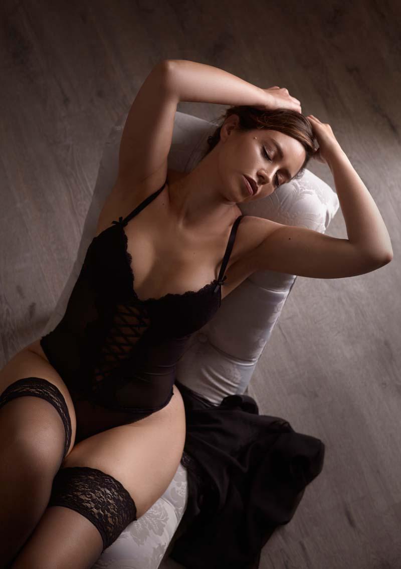 estudio de fotos boudoir