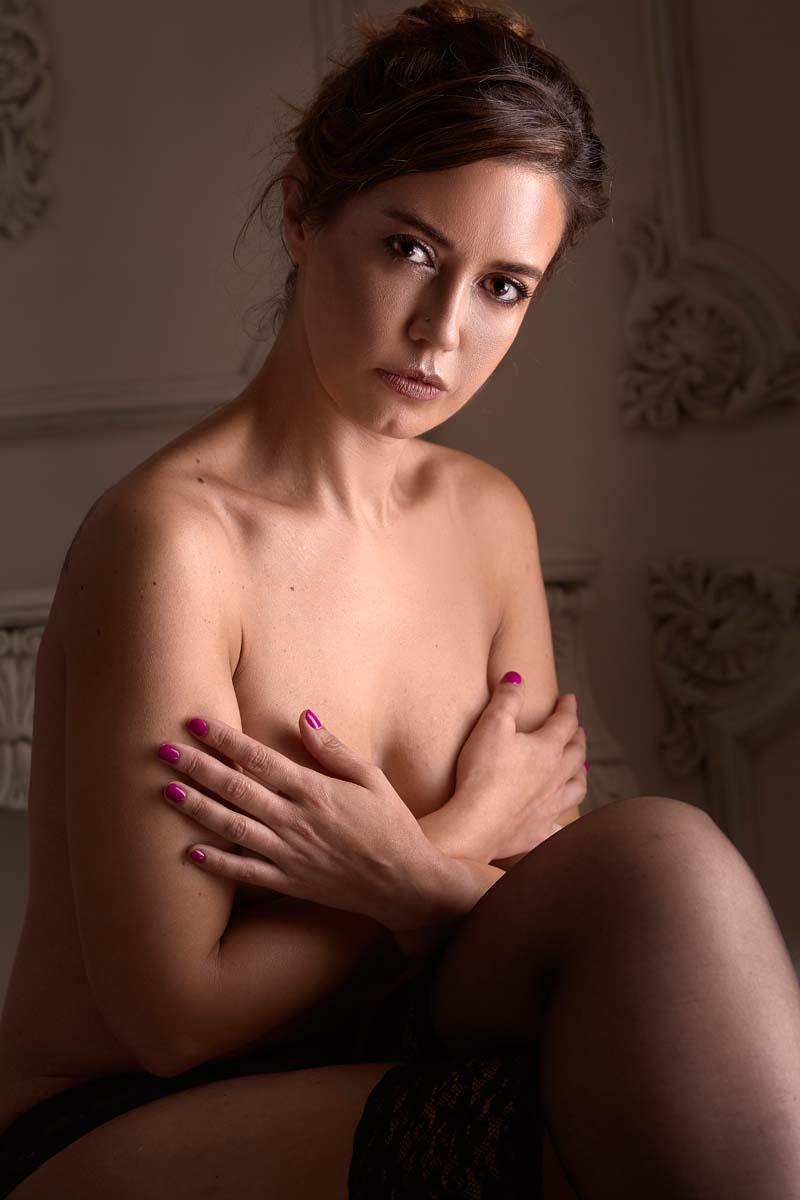 estudio de fotos profesional boudoir