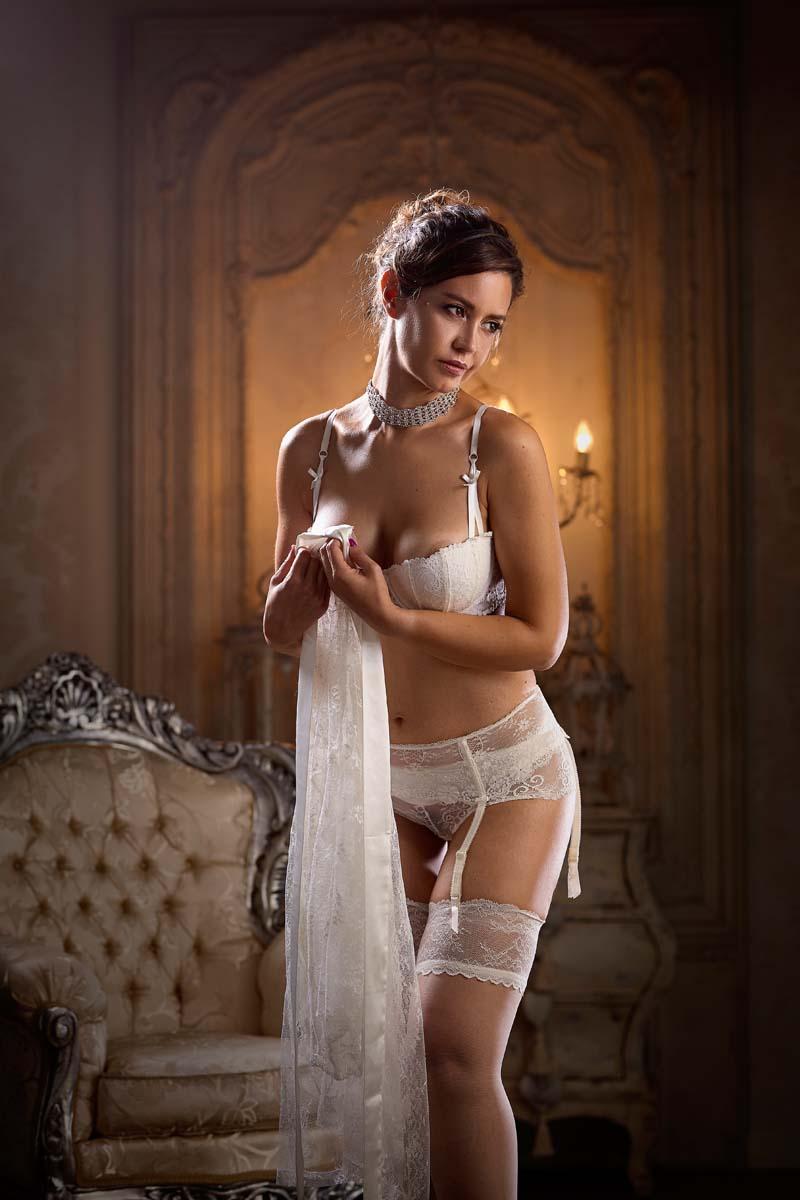 sesión de fotos boudoir profesional madrid