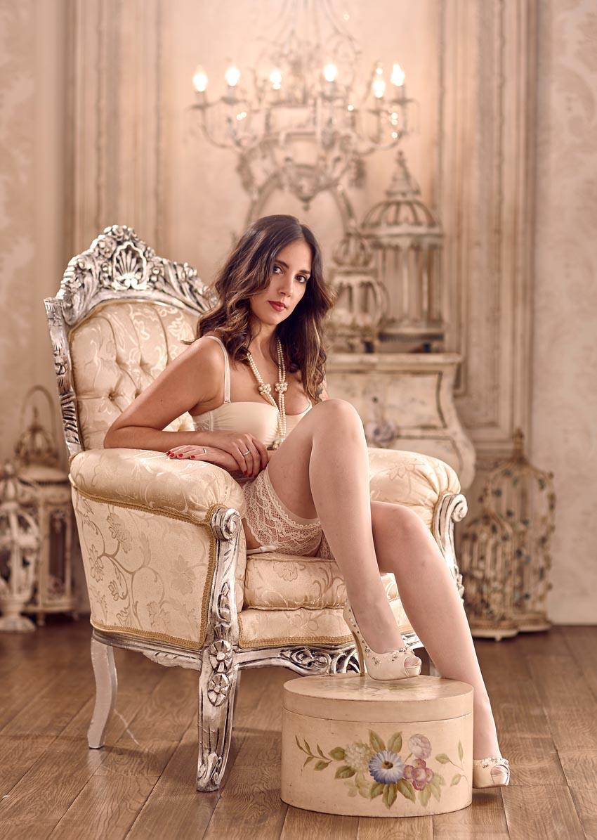 fotografía boudoir madrid
