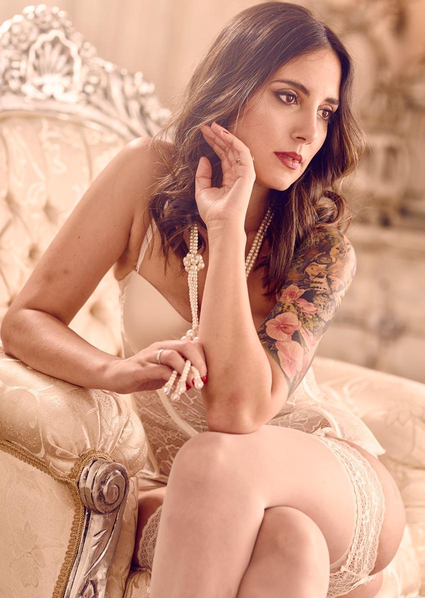 fotografías estilo boudoir madrid