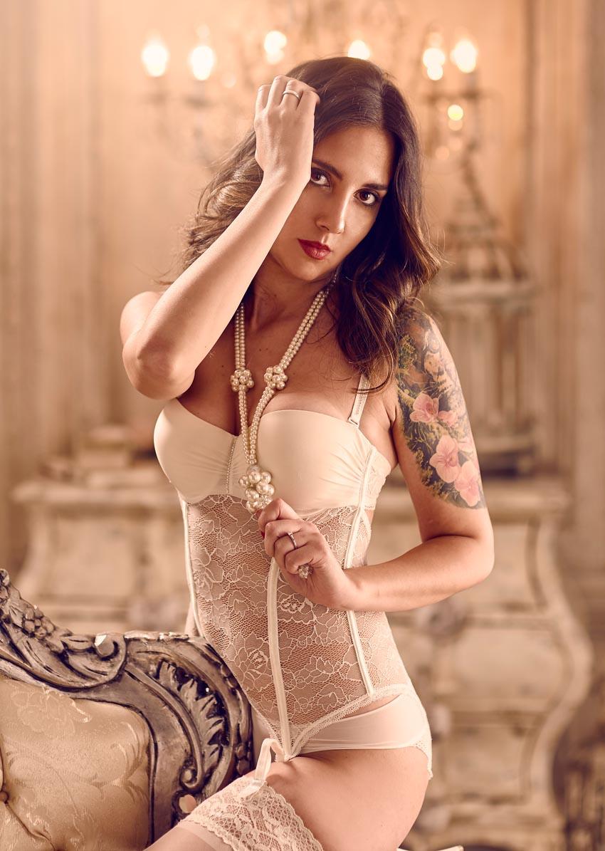 fotos estilo boudoir intimas