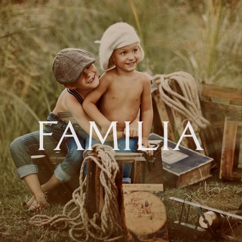 Sesiones de fotos de familias en Madrid