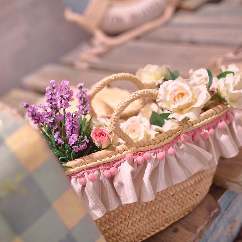 Flores para sesiones de fotos